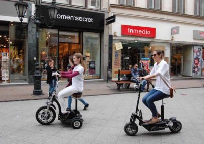 5 Scooter Budapest