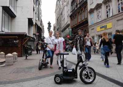 6 Scooter Budapest