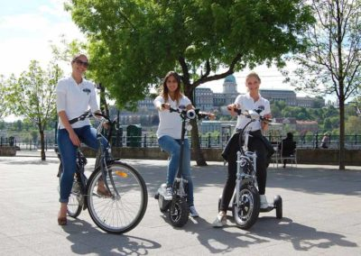 Bikes10 Scooter Budapest