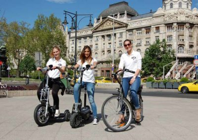 Bikes4 Scooter Budapest