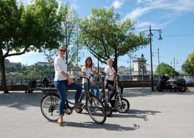 Bikes7 Scooter Budapest