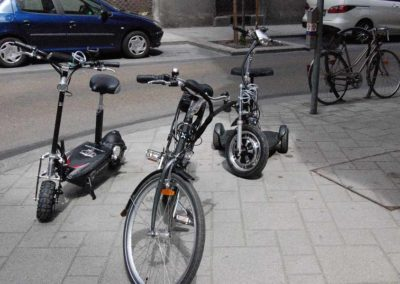 Bikes_ Scooter Budapest
