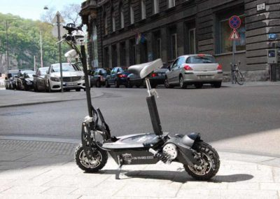 Roller1 Scooter Budapest