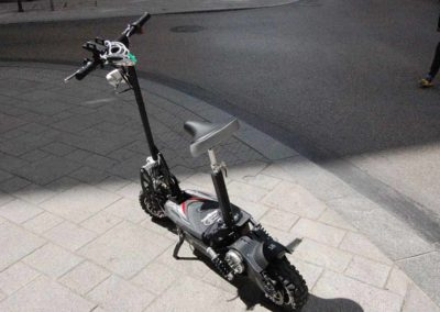 Roller2 Scooter Budapest
