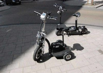 Roller5 Scooter Budapest