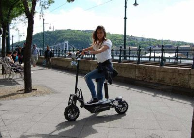 Roller6 Scooter Budapest