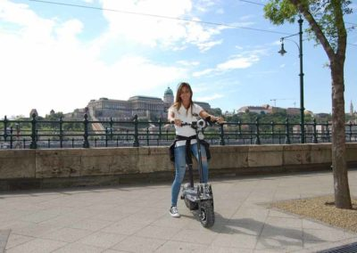 Roller8 Scooter Budapest