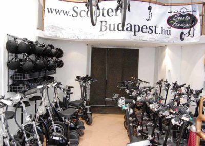 Shop3 Scooter Budapest