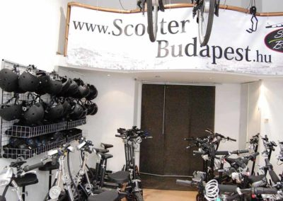 Shop5 Scooter Budapest